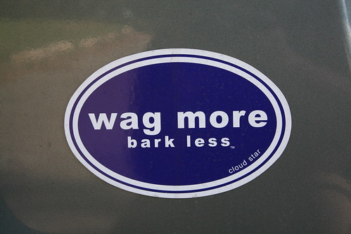 Wag more, bark less | by anneh632