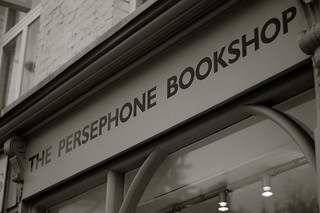 the persephone bookshop | by this lyre lark