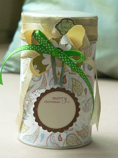 Gift container | by Art at Home Studio