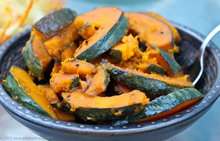 Quick Roasted Kabocha Squash | by Kim | Affairs of Living