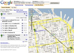 Google Maps Street View Driving Directions | by Tamar Weinberg