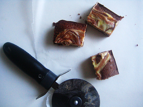 Cheesecake Marbled Brownies | by amanda (slh)