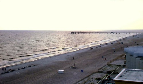 panama city beach view from flamingo motel jared flickr. Black Bedroom Furniture Sets. Home Design Ideas