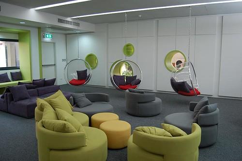 Innovative Classroom Lighting ~ Reading zone superkimbo flickr