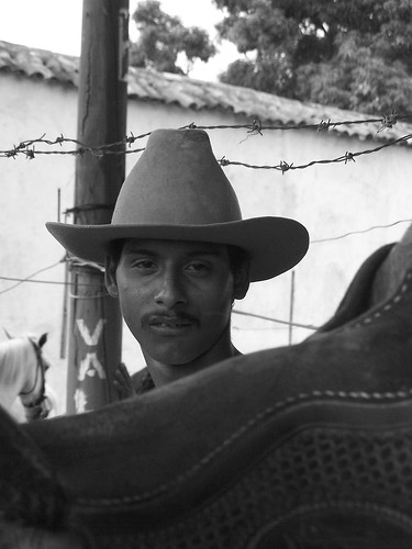 Cowboy. Nicaragua | by The Hungry Cyclist
