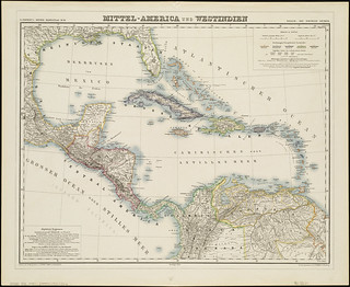 Mittel-America und Westindien | by Norman B. Leventhal Map Center at the BPL