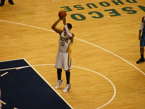 Danny Granger | by CJ Isherwood