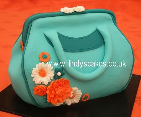 Lindy Smith Handbag Cake