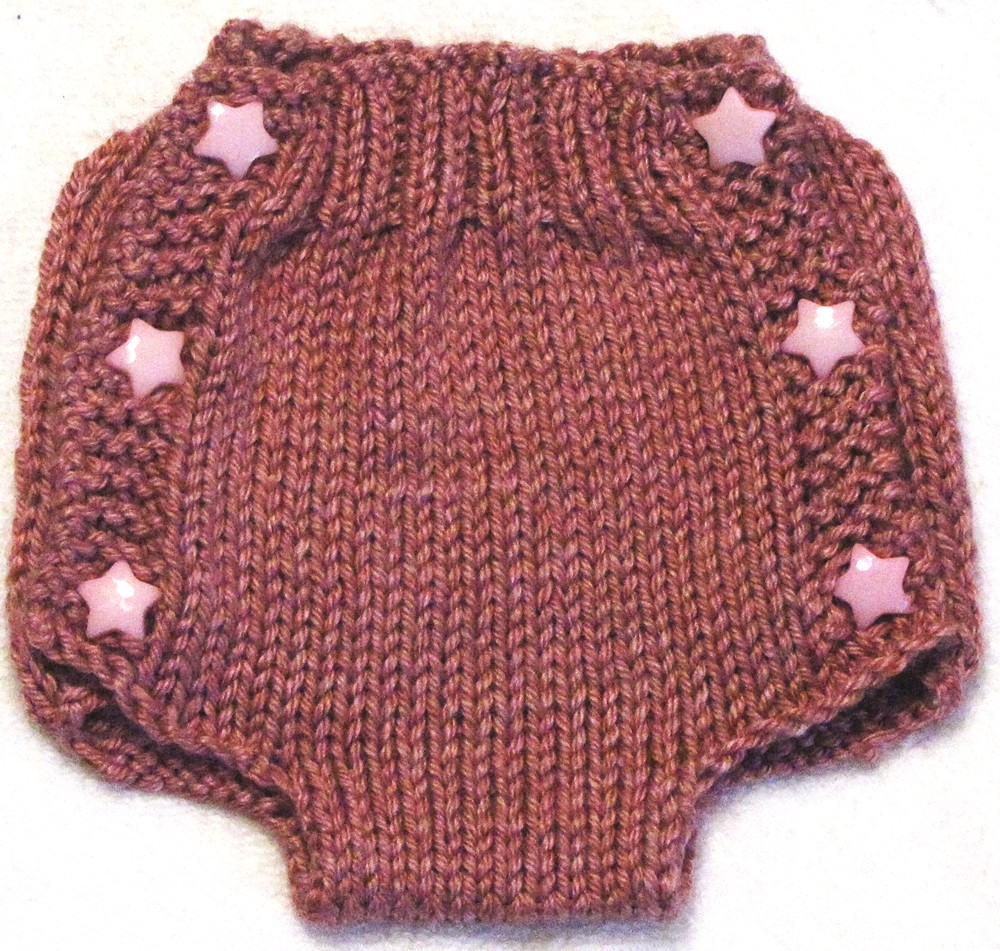 Diaper Cover Knitting Pattern - Newborn | Please be sure to … | Flickr