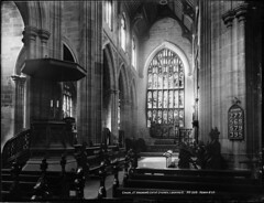 Choir, St Andrew's Cathedral, Sydney, looking east | by Powerhouse Museum Collection