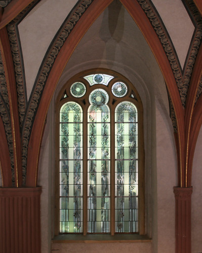 Window Pinkas Synagogue | by ahisgett