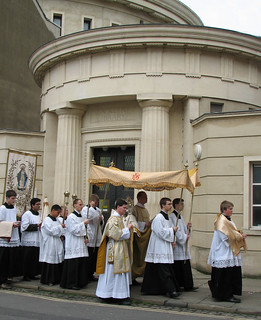 Corpus Christi Procession | by Lawrence OP