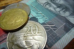 Australian Coins and Notes Macro | by martinhoward