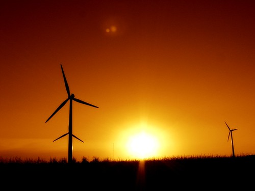 wind energy | by -Chad Johnson
