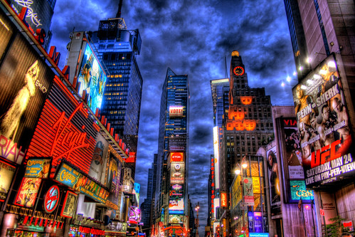 Times Square | by Sandmania