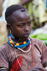 78 - Girl from Dizi tribe | by Johan Gerrits