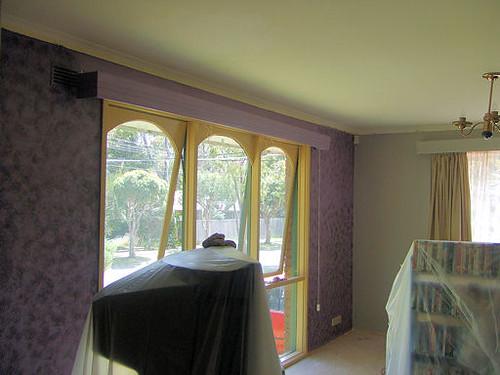 Purple Living Room Walls Mumsnet