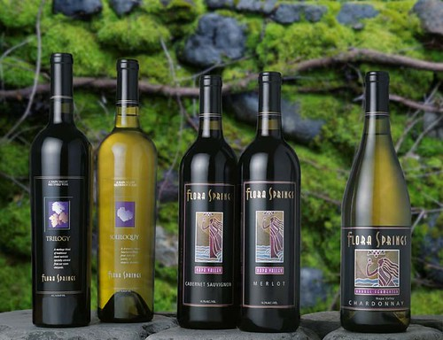 flora springs 'wines | by lech2a