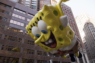 Spongebob Balloon | by Jason Arends