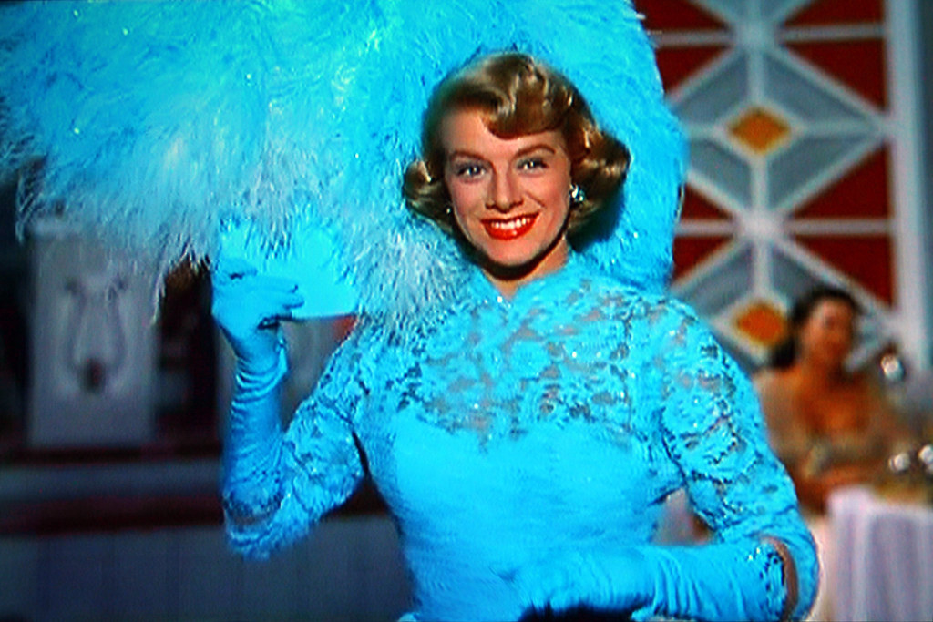 Movie Star Rosemary Clooney TV Shot | She is part of a siste… | Flickr
