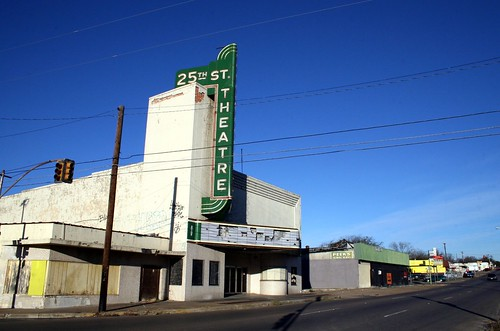 25th st. theatre | by Exquisitely Bored in Nacogdoches