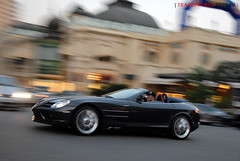 Mercedes-Benz Mclaren SLR Roadster | by Julien Rubicondo Photography
