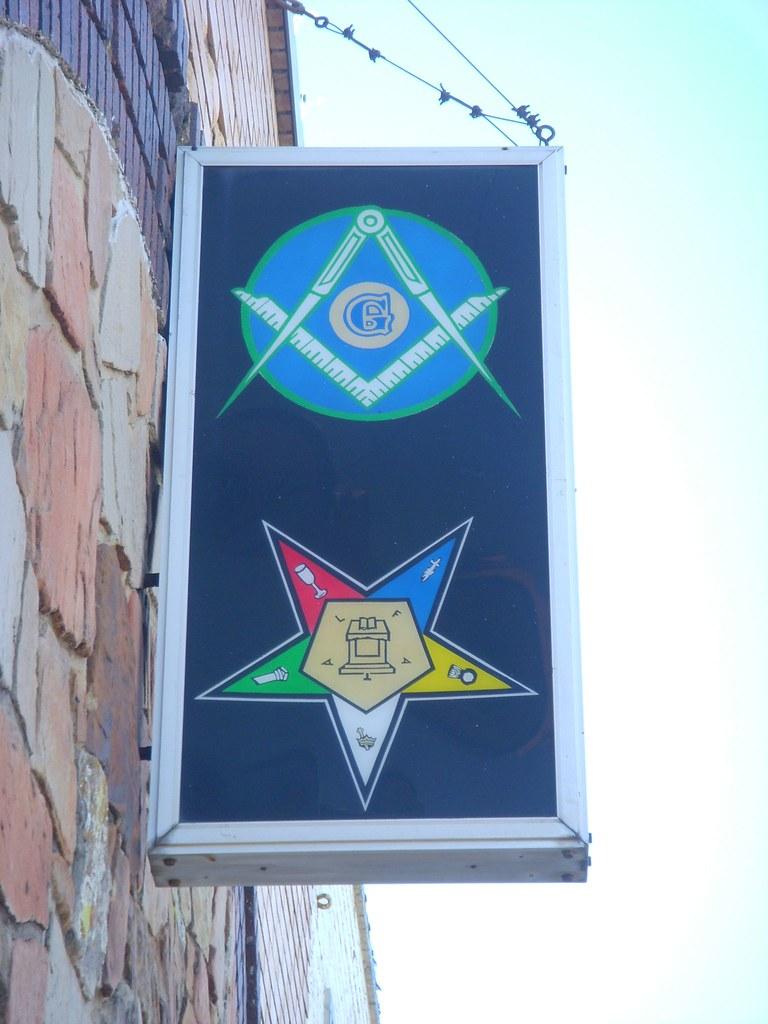 Freemasons Symbols Masonic Lodge In Frisco Texas Flickr