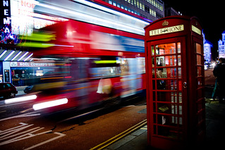 London bus | by E01