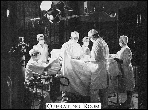 Operating room in the Elliot Community Hospital | by Keene and Cheshire County (NH) Historical Photos
