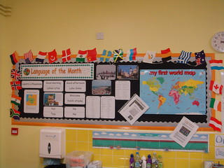Language of the Month Display | by LindaH