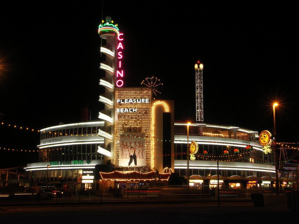 Pleasure beach casino blvd casino vegas