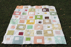 Spotted Quilt Top | by filminthefridge