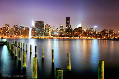 New York at night | by jpnuwat