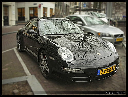 Porsche 911 CarreraS | by Kieran Kenny