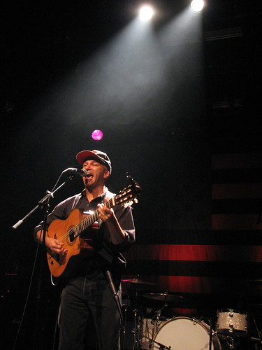Tom Morello: The Nightwatchman | by Shayne Kaye