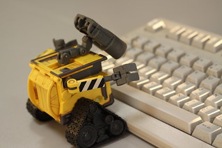 Wall-E Working | by Arthur40A