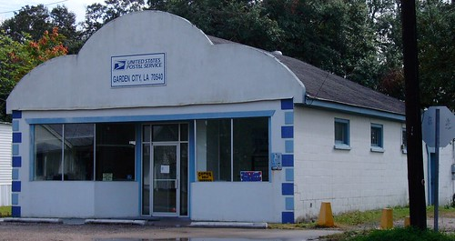 Post Office 70540 Garden City Louisiana Garden City Is Flickr