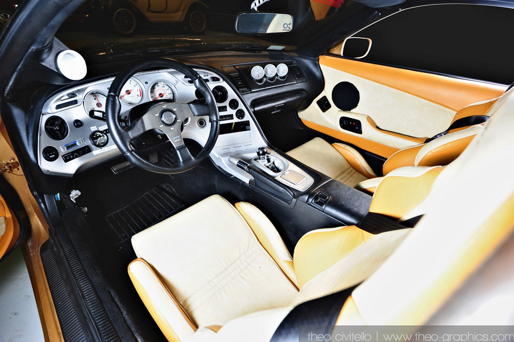 Theo Graphics Fast And Furious 2 Supra Interior