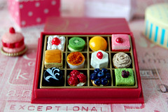 Re-ment Miniature Petit Fours | by Mad Baker