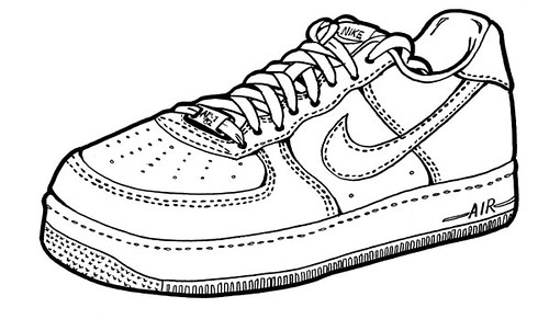 Attractive ... Nike Air Force One | By O Abnormal