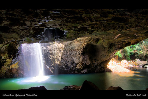 Natural Arch Panorama | by My_Serendipity