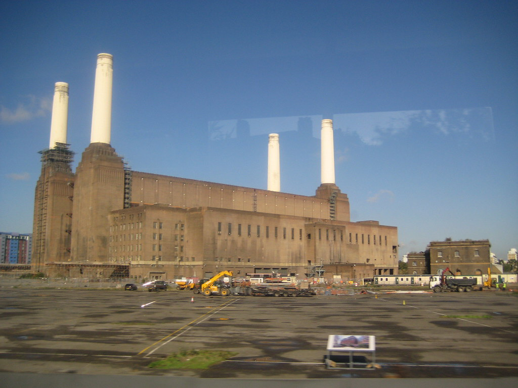 Animals Pink Floyd Battersea Power Station Felipe H Flickr