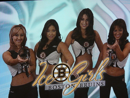 Ice Girls with T-shirt guns | by Lorianne DiSabato