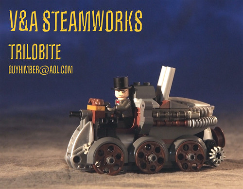 Trilobite 1 | by V&A Steamworks - Guy HImber