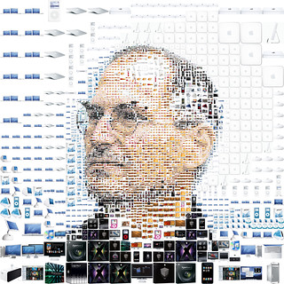 Steve Jobs for Fortune magazine | by tsevis