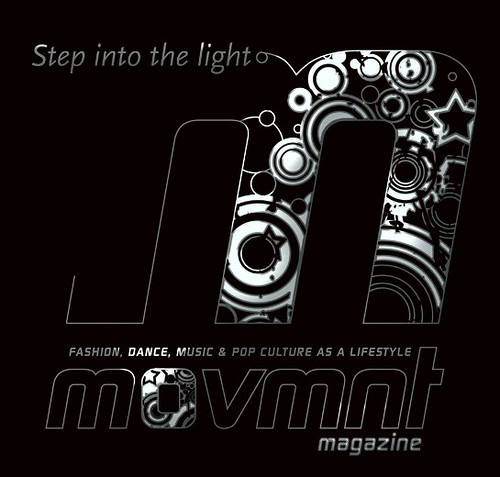 """Step Into The Light Vr: Movmnt """"Step Into The Light"""" Logo"""