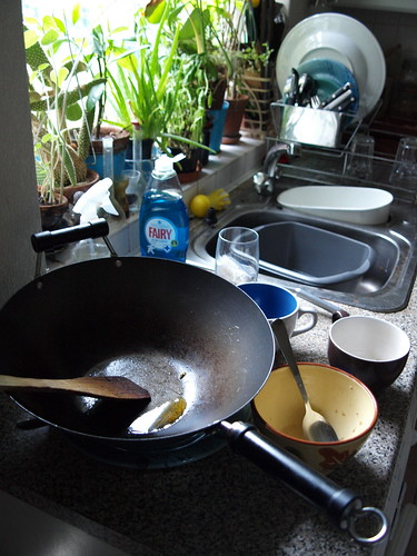 Washing Up | by Nicholas Smale