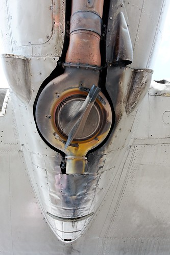 B-17 turbocharger detail | by MiSkyPig