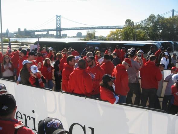 World Series Parade