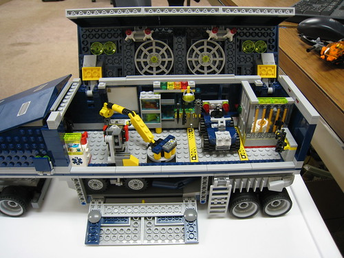 8635 Lego Mobile Command Center- FINISHED | by starstreak007